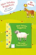 Arena - Mein liebstes Buggybuch - Alle meine Bauernhoftiere. Pappbilderbuch, 12 Seiten, ab 1-3 Jahren