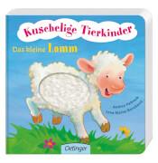Kuschelige Tierkinder. Das kleine Lamm, Pappbilderbuch, 14 Seiten, ab 12 Monaten