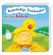 Kuschelige Tierkinder. Das kleine Küken, Pappbilderbuch, 14 Seiten, ab 12 Monaten