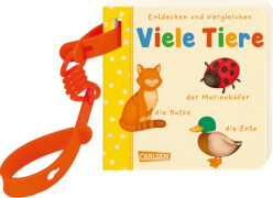 Buggy Buch Tiere
