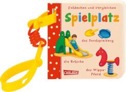 Entdecken und Vergleichen Spielplatz (Buggy-Bücher), ab 1 Jahr
