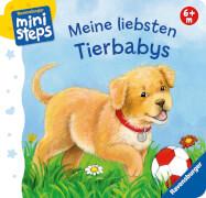 Ravensburger 40742 ministeps® - Meine liebsten Tierbabys