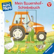 Ravensburger 40766 ministeps® - Mein erstes Bauerhof-Schiebebuch