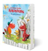 Der kleine Drache Kokosnuss Pappbilderbuch - Fühlbuch