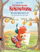 Der kleine Drache Kokosnuss Pappbilderbuch - Wimmel-Zählbuch