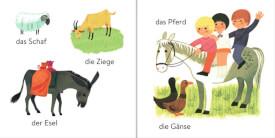 Ravensburger 43572 Grée, Mein erstes Buch: Tiere