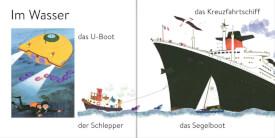 Ravensburger 43573 Grée, Mein erstes Buch: Fahrzeuge