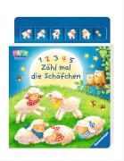 Ravensburger 43583 Bilderbuch: Gruber, Zähl mal die Schäfchen