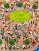 Ravensburger 43599 Mitgutsch, Mein Wimmelbuch: Goße Stadt