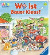 Ravensburger 43606 ZORA, Wo ist Bauer Klaus?