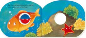 Mein erstes Kugelbuch: Kleiner Kuller-Käfer, Pappbilderbuch, 14 Seiten, ab 0 Jahren
