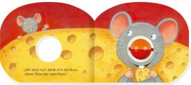 Mein erstes Kugelbuch: Kleiner Kuller-Bär, Pappbilderbuch, 14 Seiten, ab 0 Jahren