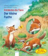 Entdecke die Tiere  Der kleine Fuchs