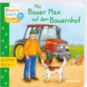 Tessloff Klappenbuch: Mit Bauer Max auf dem Bauernhof