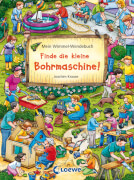 Loewe - Finde die kleine Bohrmaschine! /Finde den Fußball!