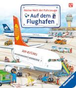 Ravensburger 43612 Meine Welt der Fahrzeuge: Flughafen