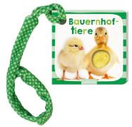 Ars Edition - Mein Foto-Buggybuch Bauernhoftiere, Pappbilderbuch, ab 1 Jahr, 12 Seite