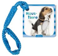 Ars Edition - Mein Foto-Buggybuch Haustiere, Pappbilderbuch, ab 1 - 3 Jahren, 12 Seiten