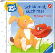 Ravensburger 31725 ministeps® - Schau mal, such mal: Meine Tiere, 9