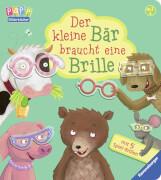 Ravensburger 43610 Bilderbuch: Der kleine Bär braucht eine Brille