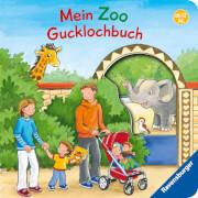 Ravensburger 43620 Mein Zoo Gucklochbuch
