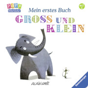 Ravensburger 43623 Mein erstes Buch: Groß und klein