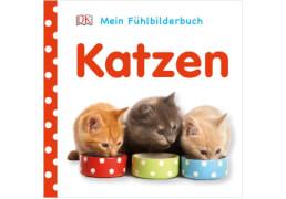 Mein Fühlbilderbuch Katze