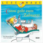 Lesemaus Band 56 Conni /Zahnarzt