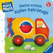 Ravensburger 040827 ministeps® Kullerbuch Fahrzeuge