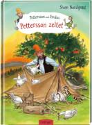 Pettersson und Findus - Pettersson zeltet, Gebundenes Buch, 26 Seiten, ab 4 Jahren