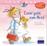 Lesemaus - Band 42: Conni geht zum Arzt, Taschenbuch, 24 Seiten, ab 3 Jahren