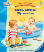 Ravensburger 026784 Baden, kämmen, Pipi machen