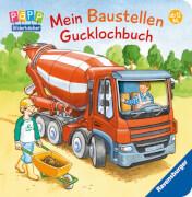 Ravensburger 026579 Mein Baustellen Gucklochbuch