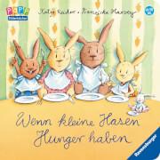 Ravensburger 26838 Wenn kleine Hasen Hunger haben