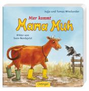 Hier kommt Mama Muh!, Pappbilderbuch, 20 Seiten, ab 2 Jahren