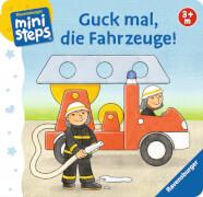 Ravensburger 40889 ministeps® Guck mal, die Fahrzeuge!