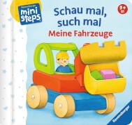 Ravensburger 40902 ministeps® Schau mal, such mal: Meine Fahrzeuge