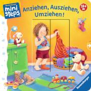 Ravensburger 40926 ministeps® Anziehen, Ausziehen, Umziehen!
