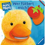 Ravensburger 40957 ministeps® Wer füttert mich?