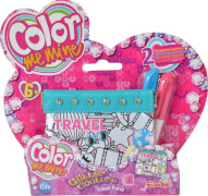 Color Me Mine Glitter Couture TravEvi Love Purse