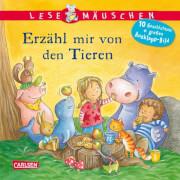 Carlsen - Lesemäuschen: Erzähl mir von den Tieren, ab 24 Monaten