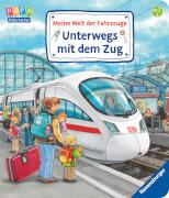 Ravensburger 43646 Welt der Fahrzeuge: Unterwegs mit dem Zug.