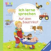 Ravensburger 43665 Bilderbuch: Ich lerne sprechen - Auf dem Bauernhof