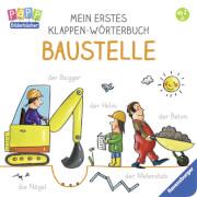 Ravensburger - Mein erstes Klappen-Wörterbuch: Baustelle