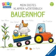 Ravensburger - Mein erstes Klappen-Wörterbuch: Bauernhof