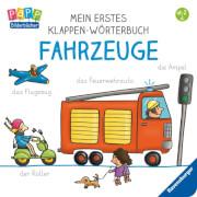 Ravensburger - Mein erstes Klappen-Wörterbuch: Fahrzeuge