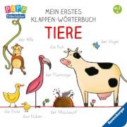 Ravensburger - Mein erstes Klappen-Wörterbuch: Tiere