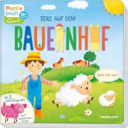 Spiel mit uns! Tiere auf dem Bauernhof, Pappbilderbuch, 10 Seiten, ab 3 Jahren