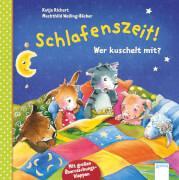 Richert, Katja/Weiling-Bäcker, Mechthild: Schlafenszeit! Wer kuschelt mit?