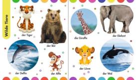 Ravensburger 024780 Disney Baby - Meine 1. Wörter